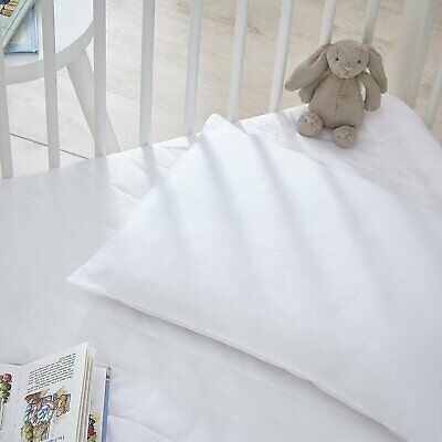 Anti-allergy Cot Bed Pillow Strong Resistance To Heat And Hard Wearing