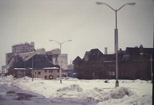 Vintage-Photo-Slide-1986-Allied-Chem-Main-Gate-New-York