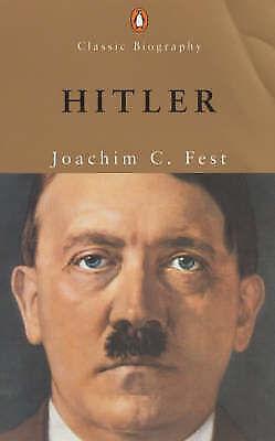 Hitler by Joachim C. Fest (Paperback, 2002)
