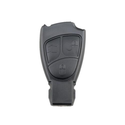 Schlüssel Smartkey Gehäuse für Mercedes Benz W203 W204 C-Klasse 2x Batterie