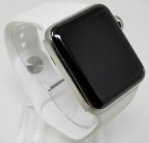 Apple Watch Series 2 38mm Hermes Edition Stainless Steel Bad Haptic Feedback Ebay