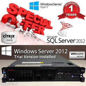 IBM-System-x3650-M3-7945-2x-6-CORE-X5670-2-93GHz-144GB-ServeRAID-M5015-146GB-15K