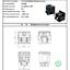 miniatura 5 - 1PCS/5PCS Rong Feng SS-6B Panel Mount 3-pin AC Socket, 15A 125VAC