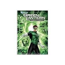 Green Lantern: Emerald Knights DC Universe Animated Original Movie (DVD, 2012)