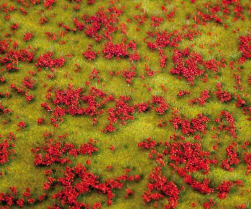 Faller 180460 PREMIUM Landschafts-Segment Blumenwiese rot aus Sammlung mit OVP