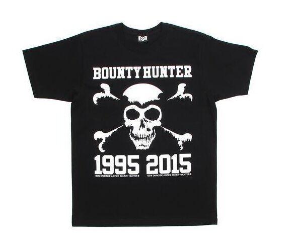 Bounty Hunter Japan skull T-shirt, Bounty x Hunter BxH NEXUSVII Unrivaled