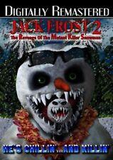 Jack Frost 2: Revenge of the Mutant Killer Snowman (DVD, 2015)