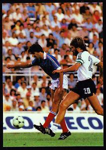IVECO-CARDS-ESPANA-82-CARTOLINA-GERMANY-FRANCE-FG-N
