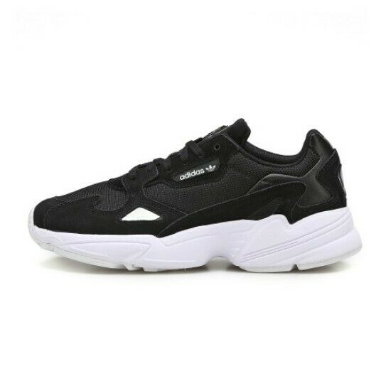 [Adidas Originals] Falcon Falcon Falcon B28129 - Black, Women's Running shoes Athletic Sneaker d2c5c1