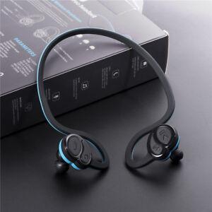 New Wireless Bluetooth Stereo Headset Headphone Earphone For Samsung Iphone Ebay