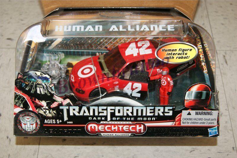 Transformers Dark Moon Human Alliance Leadfoot w  Sergeant Detour Steeljaw NEW