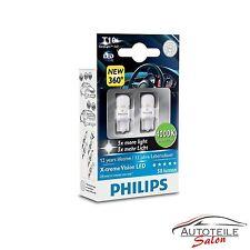 Philips Wedge base (T10) X-tremeVision 4000k Xenon LED  W5W 127994000KX2