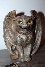 Pena Windstone Editions Cat Candle Light Lamp Collectible Halloween Decoration