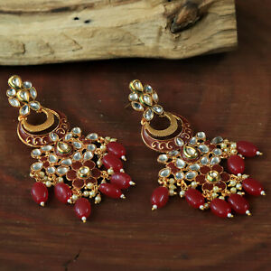 Indian Bollywood Antique Gold Plated