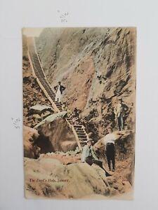 Vintage Postcards The Devils Hole Jersey