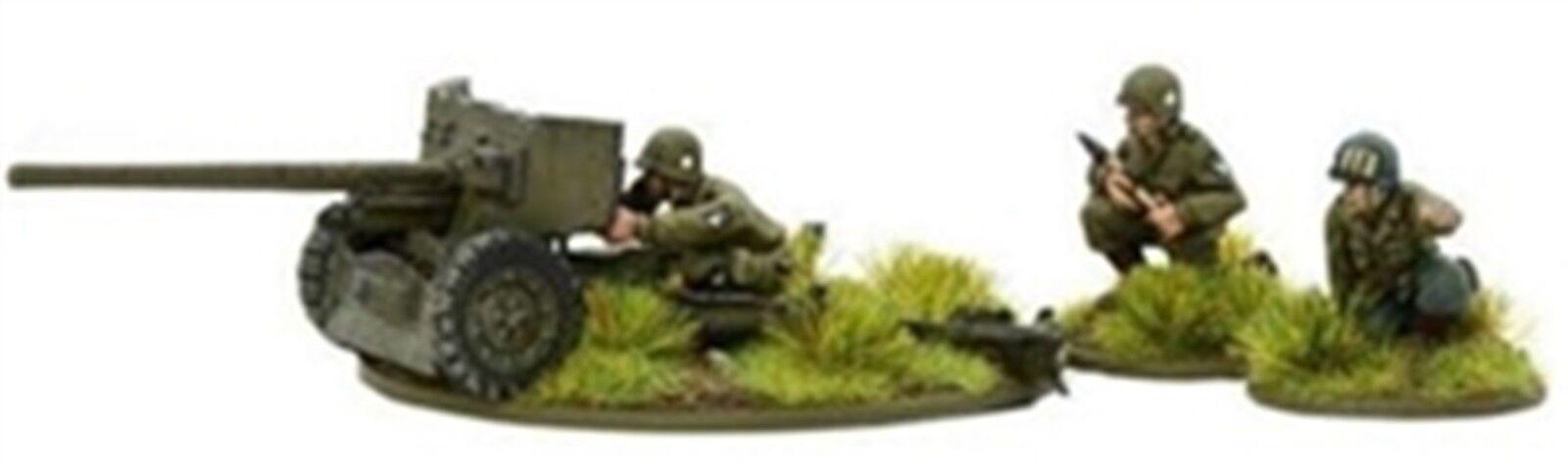 Neue bolt aktion miniatur - uns luft 57mm anti - panzer - waffe 1944-45 spiel 403013104