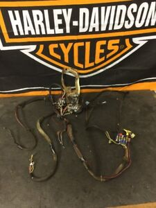 Details about Panhead Two Light Dash Base 3 Light Wiring Harness Panhead on
