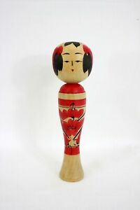 DENTO-KOKESHI-VINTAGE-Poupee-japonaise-Zao-Made-in-Japan-076