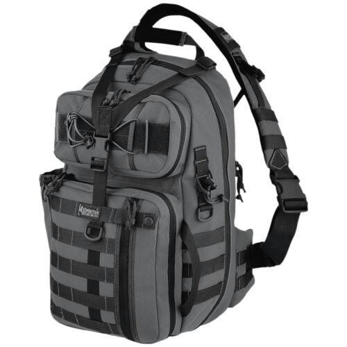 Maxpedition Kodiak Gearslinger Military Shoulder Bag Tactical Backpack Wolf Gray
