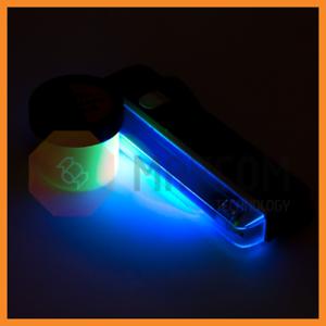 Uv Lampe Schwarzlichtlampe Fleckenfinder Oder Geldscheinprufer Ebay