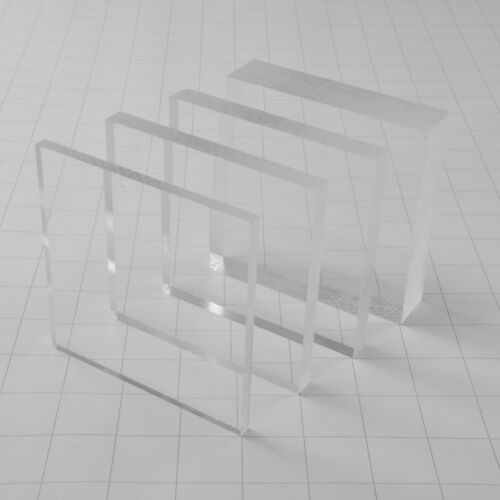 5mm Grünke® Acrylglas xt farblos Acrylglasscheibe Zuschnitt Platte 63,99€//m²