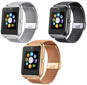 Orologio-da-polso-Intelligente-Bluetooth-Smart-Watch-Per-IOS-Android-Iphone-GT09