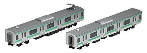 Nuovo Tomix Ho Gauge Ho-9007 E231 0-Based Commuter Train  Tokiwa-Narita  Hematopoi