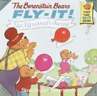 Berenstain Bears First Time Do-It! Bks.: The Berenstain Bears Fly-It! : Up, Up, and Away by Jan Berenstain and Stan Berenstain (1996, Paperback)