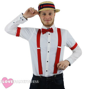 At Ties Planet, we offer a full range of men's trouser braces, in a wide variety of different colours and styles. We stock everything from plain to patterned, striped to checked, polka dots, and even novelty braces.