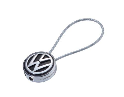 Troika Schlüsselanhänger Schlüsselhalter VW-Logo VW LOOP Volkswagen Kr19-05   20