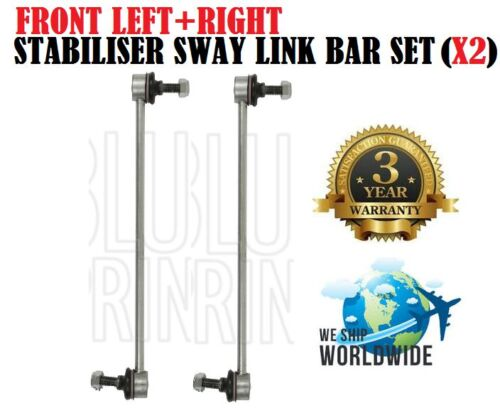 FOR SUZUKI SWIFT 20052012 FRONT LEFT and RIGHT STABILISER SWAY LINK BARS