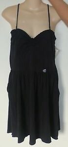 Womens-AEROPOSTALE-Solid-Convertible-Strapless-Dress-NWT-5015