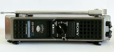 VINTAGE OLD WALKIE TALKIES SONY ICB-1000 W HANDY