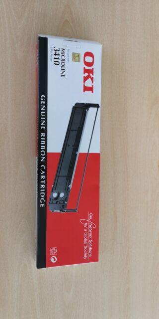 Oki 09002308 Nylon Farbband black für Microline 3410 ML3410 OVP A