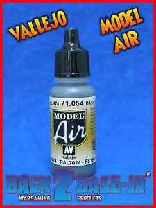 Vallejo-Model-Air-Acrylic-Paint-17ml-Bottle-Dark-Grey-Blue-71054