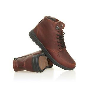 f149b488a975 Reef Rover Hi Boots Chocolate Black Reef Men s Shoes Casual Shoes
