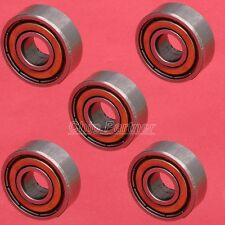 5pc 606 2Z ZZ 6*17*6 mm Miniature Bearings ball Mini bearing 6x17x6mm 606ZZ