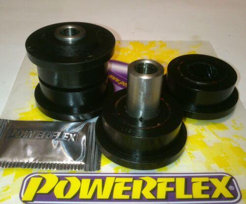 2 Powerflex 2 PFF5-511 Pu Buchsen untere Querlenker Lager BMW e39 6 Zylinder Nr