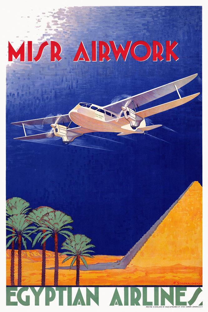 A2 Print World War Two De Havilland Mosquito Advertising Poster A3