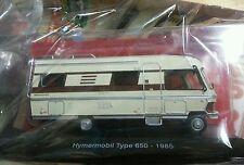 CAMPING CARS 1/43e - HYPERMOBIL Type 650 - châssis poids lourd de 1985 #4