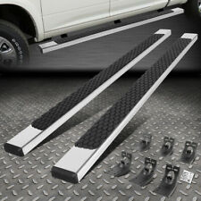 Fits 09-15 Dodge Ram 1500 10-15 2500 3500 Crew Cab IKON V1 Style Running Boards