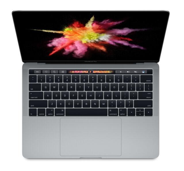 "Apple MacBook Pro 13.3"" 256GB Laptop with Touchbar MPXV2LL/A"