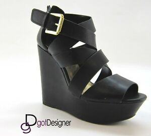 NEW-Women-039-s-Fashion-Party-Shoes-Platforms-Wedges-High-Heels-Summer-Sandals-Strap
