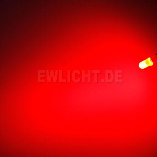 20 Leds 3mm RGB Langsamwechselnd Rot Grün Blau LED PC Modding Auto Modellbau