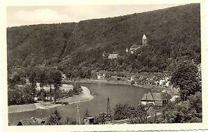 Zwingenberg, Teilansicht, um 1950 - Brachttal, Deutschland - Zwingenberg, Teilansicht, um 1950 - Brachttal, Deutschland
