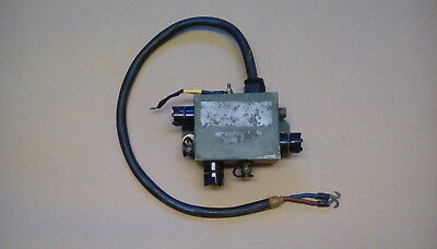 EX MOD Clansman antenna Washer recessed NSN 5310 99 637 0737