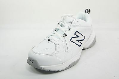 WX608V4 Training Shoe White/Navy 12