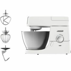 Kenwood KVC3100W Chef Stand Mixer with 4.6 Litres Bowl 1000 Watt White New from