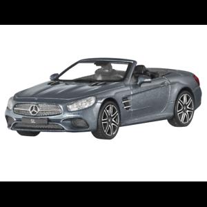 Mercedes-Benz-Modellauto-1-43-PKW-SL-Roadster-R231-grau-B66960532