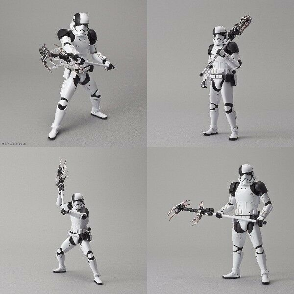 Star Wars The Last Jedi First Orden Stormtrooper Executioner 1 12